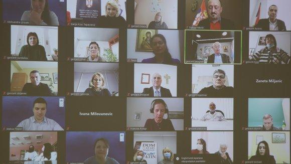 Tеhnička oprеma za lakšu komunikaciju korisnika sa svojim porodicama