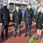 Novo igralište u Knićaninovoj obišao gradonačelnik Požarevca