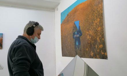 Otvorena je audio-vizuelna izložba autora koji stvara pod umetničkim pseudonimom Miliseknd