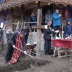 U opštini Žagubica postavljen kamen temeljac za crkvu SV Simeona Stolpnika