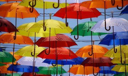 Danas je svetski dan kišobrana