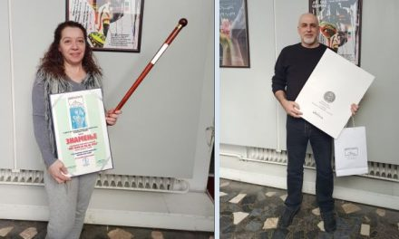 "Violeta Pešić u konkurenciji za glavnu nagradu na festivalu ""Milivojev štap i šešir"""