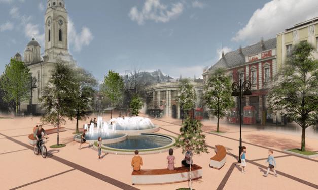 Smederevci izabrali idejno rešenje za izgled nove fontane na Gradskom trgu