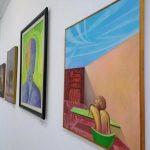 Педстављена ретроспективна изложба слика, цртежа и акварела Војка Алексића