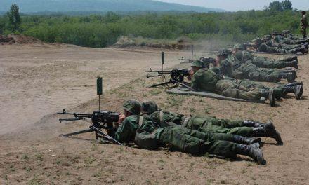 "Vežbe sa bojnim minsko – eksplozivnim sredstvima na poligonu ""Mogila"""