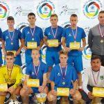 Kostolački osnovci osvojili prvo mesto na republičkom takmičenju u malom fudbalu