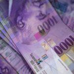 Zamena švajcarskog franka osme serije do kraja maja