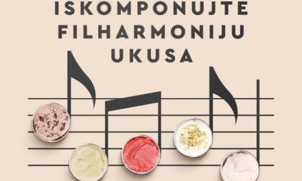 Traži se sladoled čiji ukus podseća na Beogradsku filharmoniju