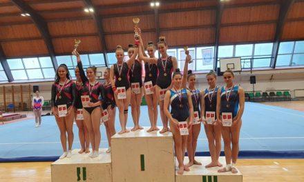 Kostolac: Održano takmičenje državnog prvenstva u ženskoj gimnastici