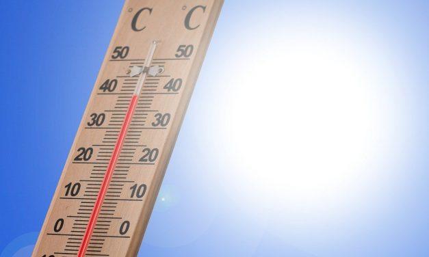 Rad na otvorenom prilagoditi visokim temperaturama