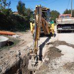 Završna faza izgradnje fekalne kanalizacije u kostolačkom naselju Kanal