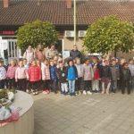 """Mališani vrtića ,,Majski cvet"""" posetili su Gradsku opštinu Kostolac"""