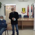 Izložba slika i skulptura akademika Radeta Prvulovića